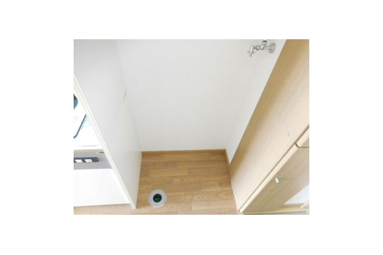 室内洗濯機置き場(内装)