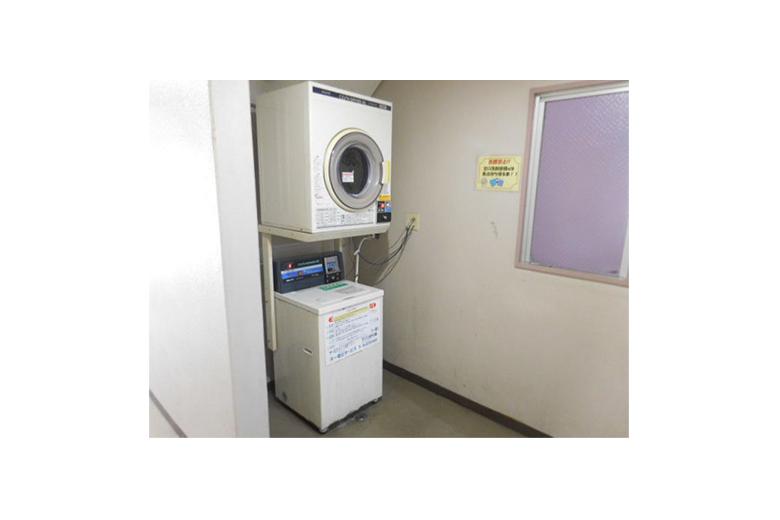 共用洗濯機・乾燥機